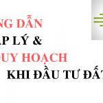Hướng dẫn kiểm tra pháp lý và quy hoạch đất nền trước khi tiến hành mua bán