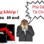Khủng khiếp !!! Giá dầu sụp đổ – Trader khắp thế giới phá sản trắng tay vì dầu mỏ